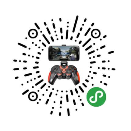 冠军国际cmp手游交易平台小程序模板二维码