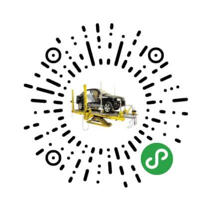 微信汽车保养维修小程序模板二维码