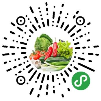 微信农副产品小程序模板二维码
