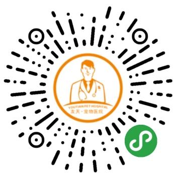 微信宠物医疗咨询平台小程序模板二维码