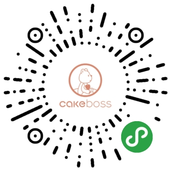 微信峰峰蛋糕甜品小程序模板二维码